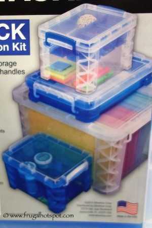 Super Stacker 4-Pack Organization Kit Costco