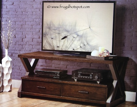 Costco Bayside Furnishings Xiva TV Stand 19999