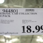 MSZ Exotic Car Collection Costco Price