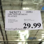 Little Learner Fire Department Electronic Sound and Light Costco Price