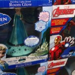 Disney Frozen or Marvel Avengers Light and Sound Room Glow Costco