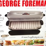 George Foreman Evolve Grill System (GRP3802P) Costco