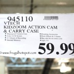 VTech Kidizoom Action Cam and Carry Case Costco Price