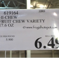 Hi-Chew Fruit Chew Variety Pack approx. 104 ct Costco Price