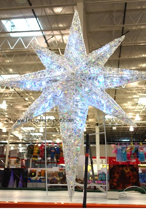 Star with 64 LED Lights Costco