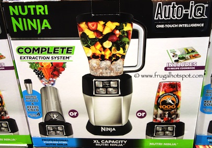 Nutri Ninja LB486CO Complete Extraction System Costco