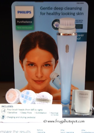 Philips PureRadiance Facial Cleansing System Costco