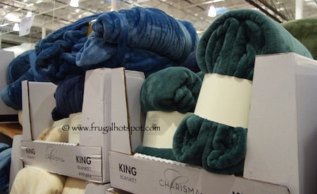 Costco Sale Charisma Blanket King Or Queen Frugal Hotspot Fascinating Soft Throw Blanket Costco