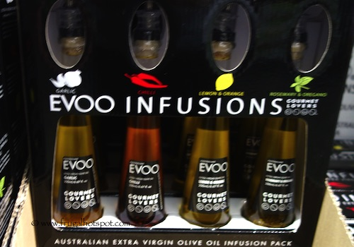 Gourmet Lovers Australian Extra Virgin Olive Oil Infusions Gift Pack Costco