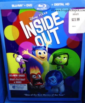 Inside Out Costco Movies