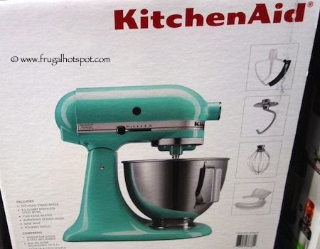 Costco Sale: KitchenAid 4.5 Qt Tilt-Head Stand Mixer $199.99 ...