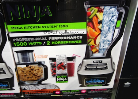 Costco Sale Ninja Mega Kitchen System 1500 Frugal Hotspot