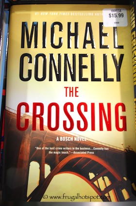 The Crossing by Michael Connelly Costco