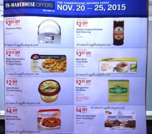 Costco Pre-Thanksgiving Savings Coupon Book: November 20-30, 2015. Page 14