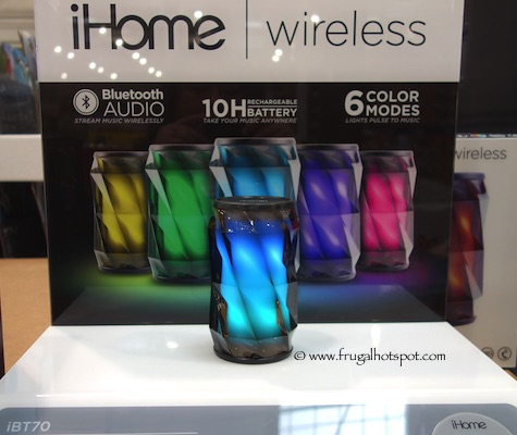 how to connect ihome bluetooth speaker to android