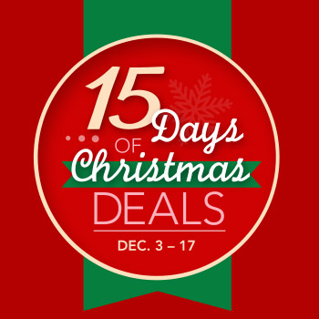 Costco 15 Days of Christmas Deals 2015
