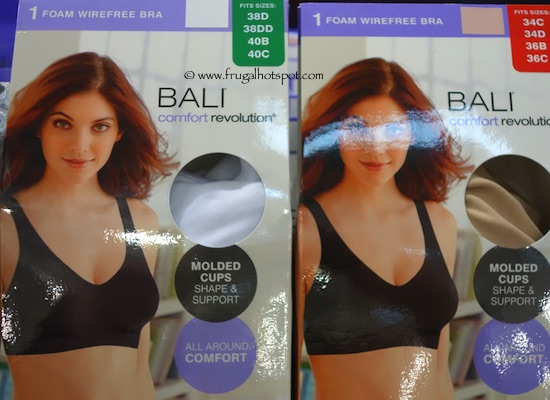 Bali Comfort Revolution Wirefree Bra Costco