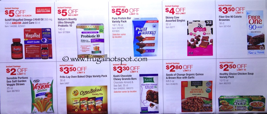 CostcoJAN2016PCostco Coupon Book: December 29, 2015 - January 24, 2016. Prices Listed. Frugal Hotspot. Page