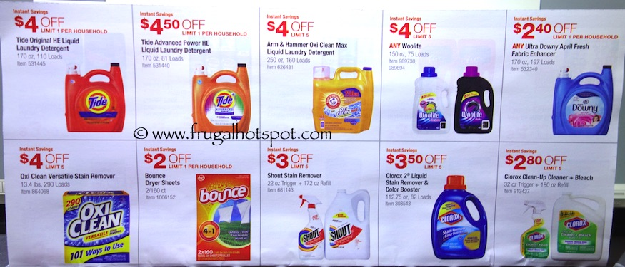 Costco Coupon Book: December 29, 2015 - January 24, 2016. Prices Listed. Frugal Hotspot. Page 14