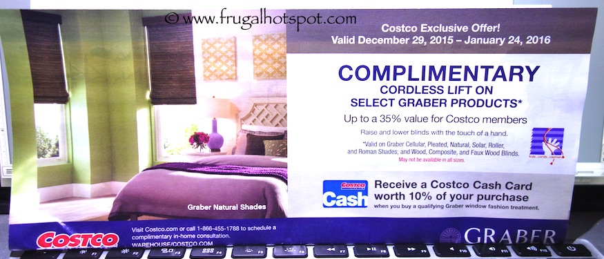 Costco Coupon Book: December 29, 2015 - January 24, 2016. Prices Listed. Frugal Hotspot. Page 20