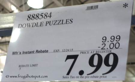 Dowdle Puzzles Costco Price