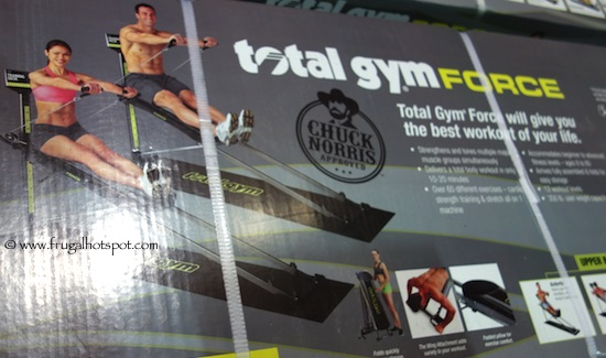 Total Gym Force Costco