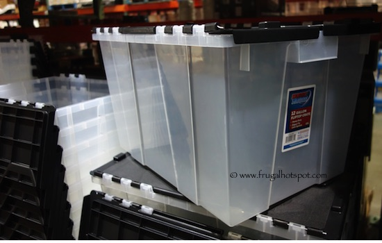 Incredible Solutions Commercial Crate 12-Gallon Costco
