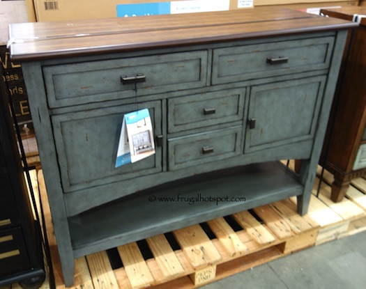 Kitchen cabinets assembled - Costco Bayside Furnishings Accent Cabinet 299 99