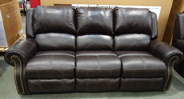 Beautiful Berkline Leather Reclining Sofa Costco