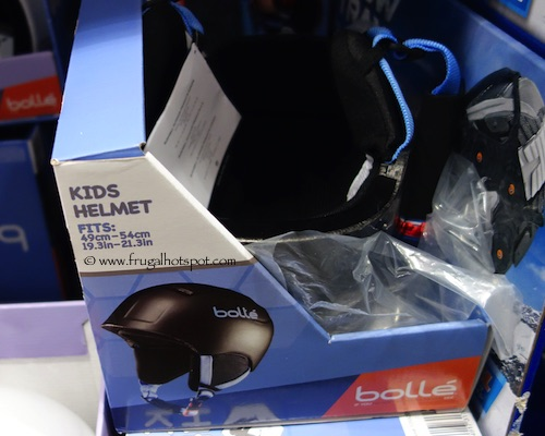 Bolle Kids Snow Ski Helmet Costco