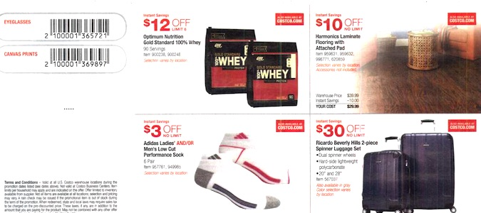 Costco Coupon Book: January 28, 2016 - February 21, 2016. Frugal Hotspot. Page 1