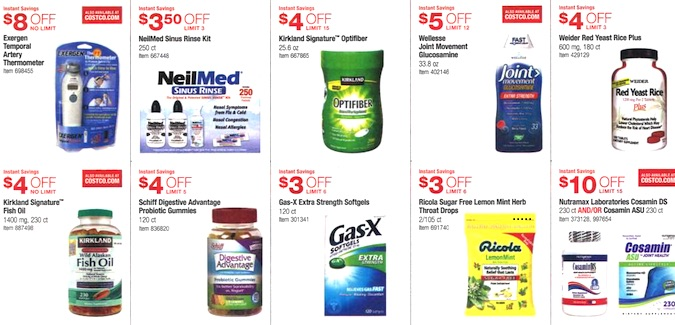 Costco Coupon Book: January 28, 2016 - February 21, 2016. Frugal Hotspot. Page 10