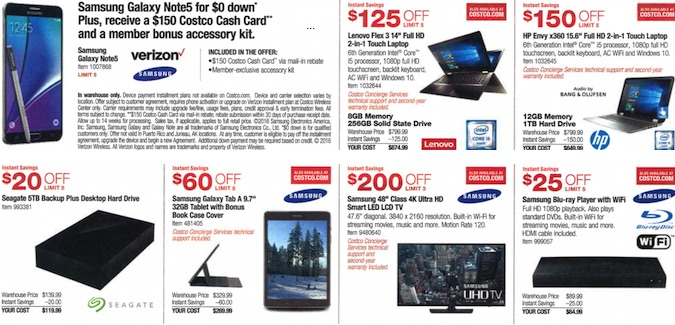 Costco Coupon Book: January 28, 2016 - February 21, 2016. Frugal Hotspot. Page 2