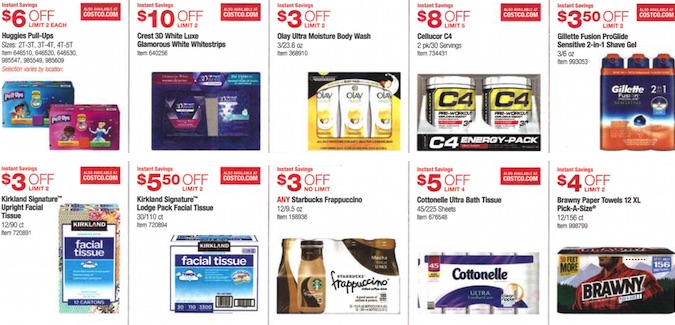 Costco Coupon Book: January 28, 2016 - February 21, 2016. Frugal Hotspot. Page 4
