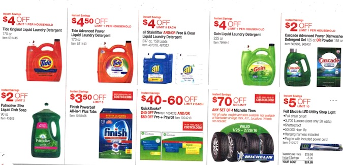 Costco Coupon Book: January 28, 2016 - February 21, 2016. Frugal Hotspot. Page 5