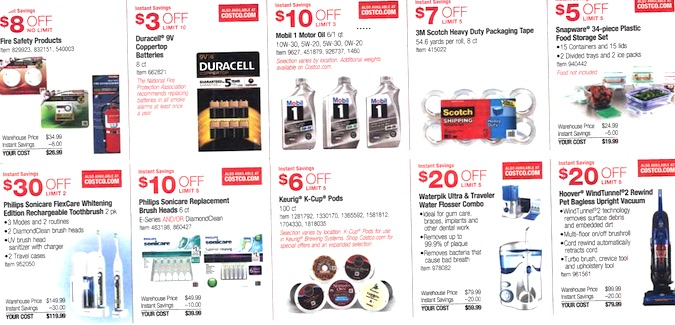 Costco Coupon Book: January 28, 2016 - February 21, 2016. Frugal Hotspot. Page 6