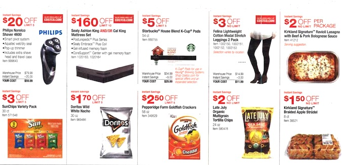 Costco Coupon Book: January 28, 2016 - February 21, 2016. Frugal Hotspot. Page 7
