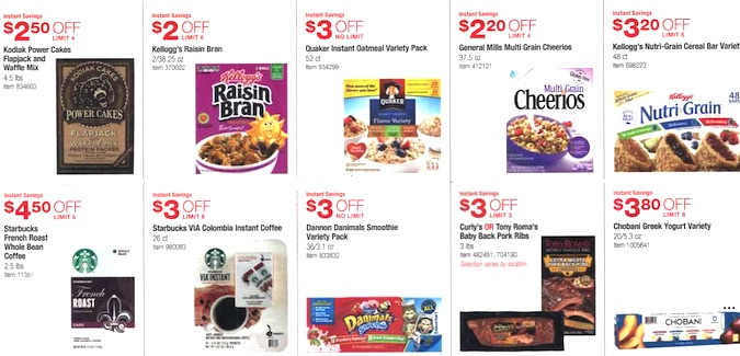 Costco Coupon Book: January 28, 2016 - February 21, 2016. Frugal Hotspot. Page 8