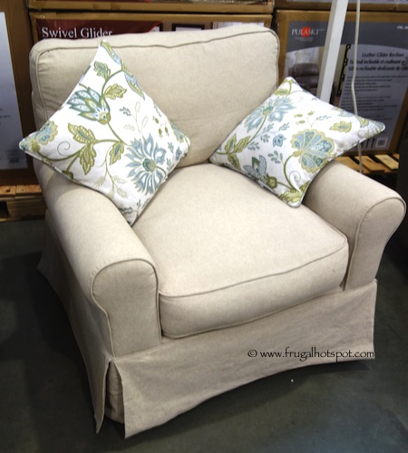 Fabric Swivel Glider Costco