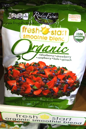 Rader Farms Fresh Start Smoothie Blends Organic Costco