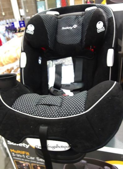 Dorel Juvenile Group Safety 1st Multi-Fit 3-in-1 Car Seat Costco