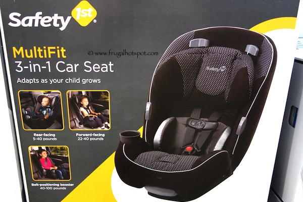 Costco Sale Safety 1st Multi Fit 3 In 1 Car Seat 7999