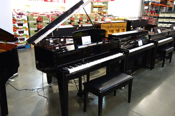 Yamaha Piano Roadshow at Costco