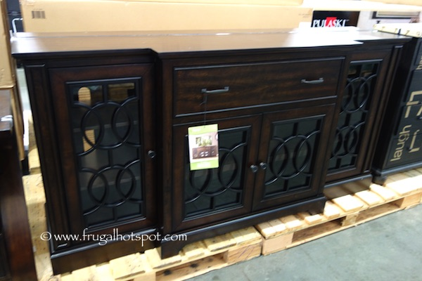 "Bayside Furnishings 72"" TV Console Costco 