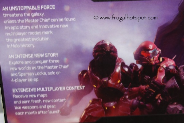Halo 5 Guardians Xbox One Video Game Costco
