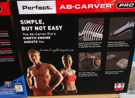 Perfect Fitness Ab Carver Pro Costco