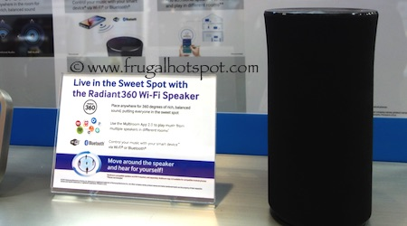 Samsung R1 Radiant 360 WiFi Speaker Costco | Frugal Hotspot
