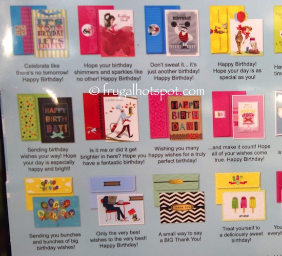 costco clearance burgoyne handmade all occasion cards  ct, Greeting card