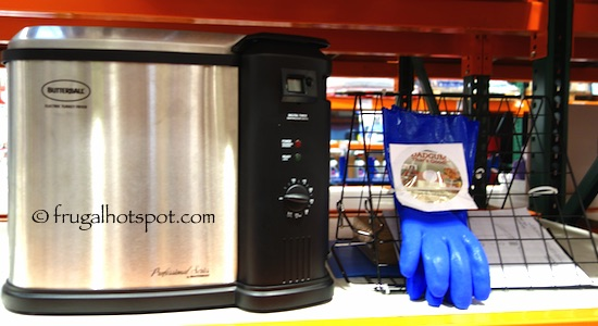 Butterball Indoor Electric Turkey Fryer XL Costco | Frugal Hotspot