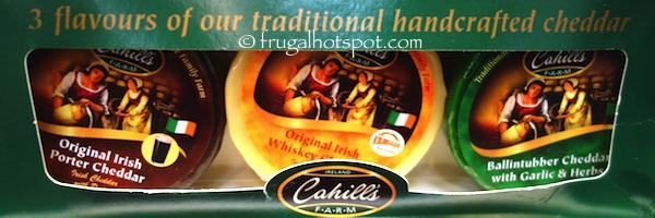 Cahill's Farm Triple Pack Cheese Costco | Frugal Hotspot